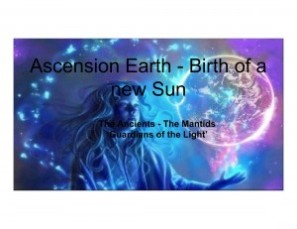 Ascension earth logo