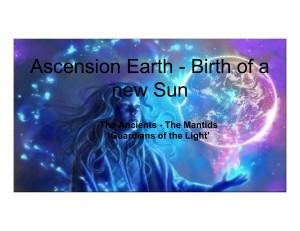 Ascension earth logo