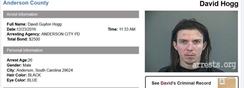 Screenshot-2018-2-23 David Hogg Mugshot 12 23 16 South Carolina Arrest